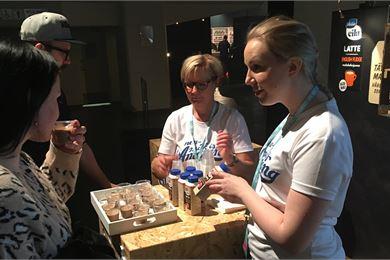 Makunautintoja kahvista: Helsinki Coffee Festival