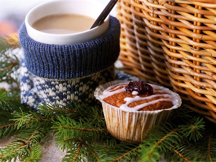 Runebergin muffinit