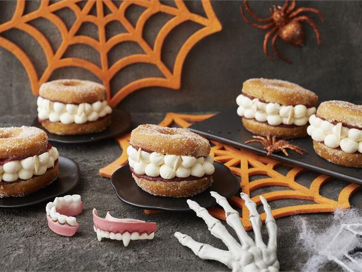 Halloween vamppyyrimunkit