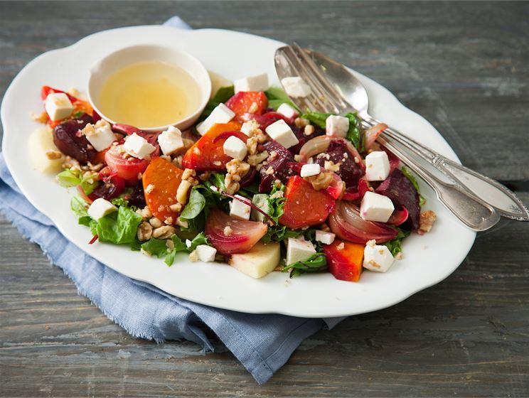 Talvinen salaatti