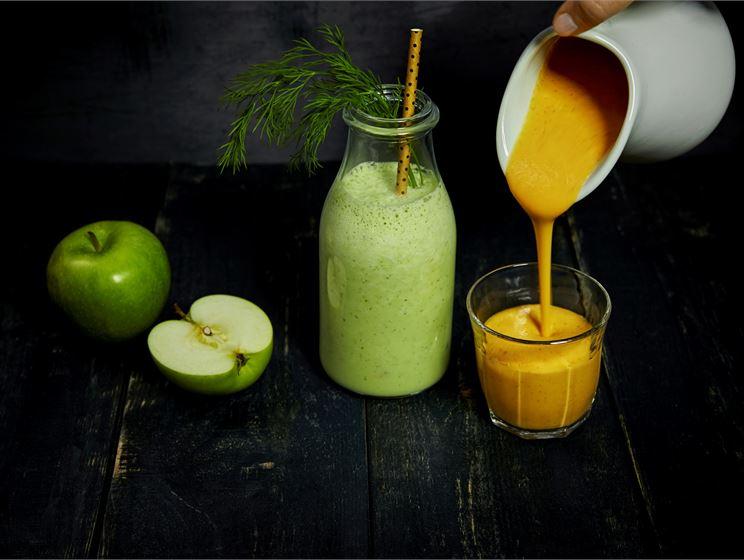 Valio Eila® NUTRI F+ omena-tilli smoothie