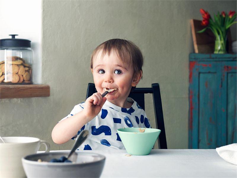 Lapsen Ruokailu Ongelmat