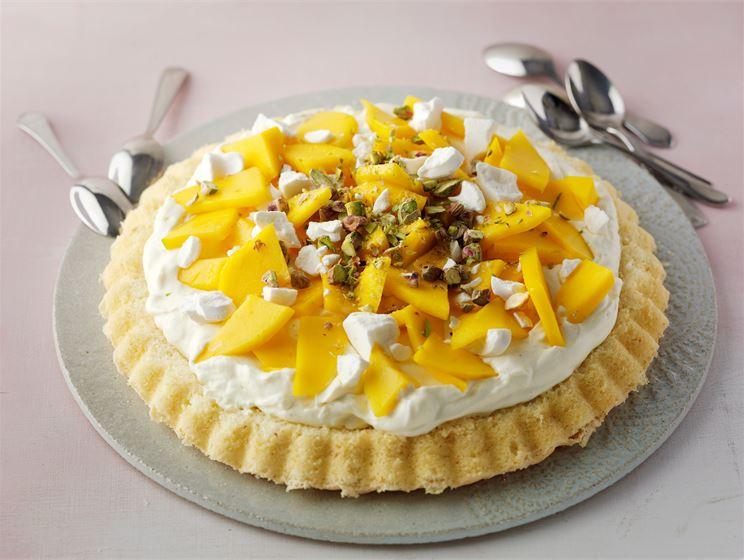 Mango-marenkitorttu