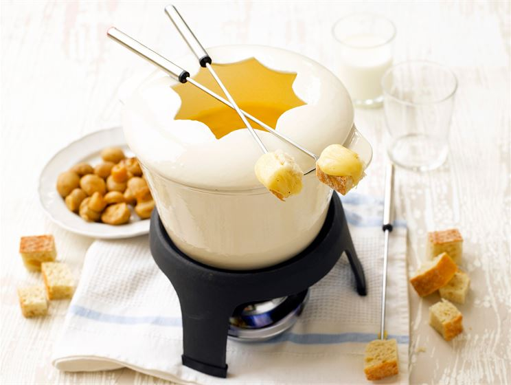 Alppi-Ritari juustofondue