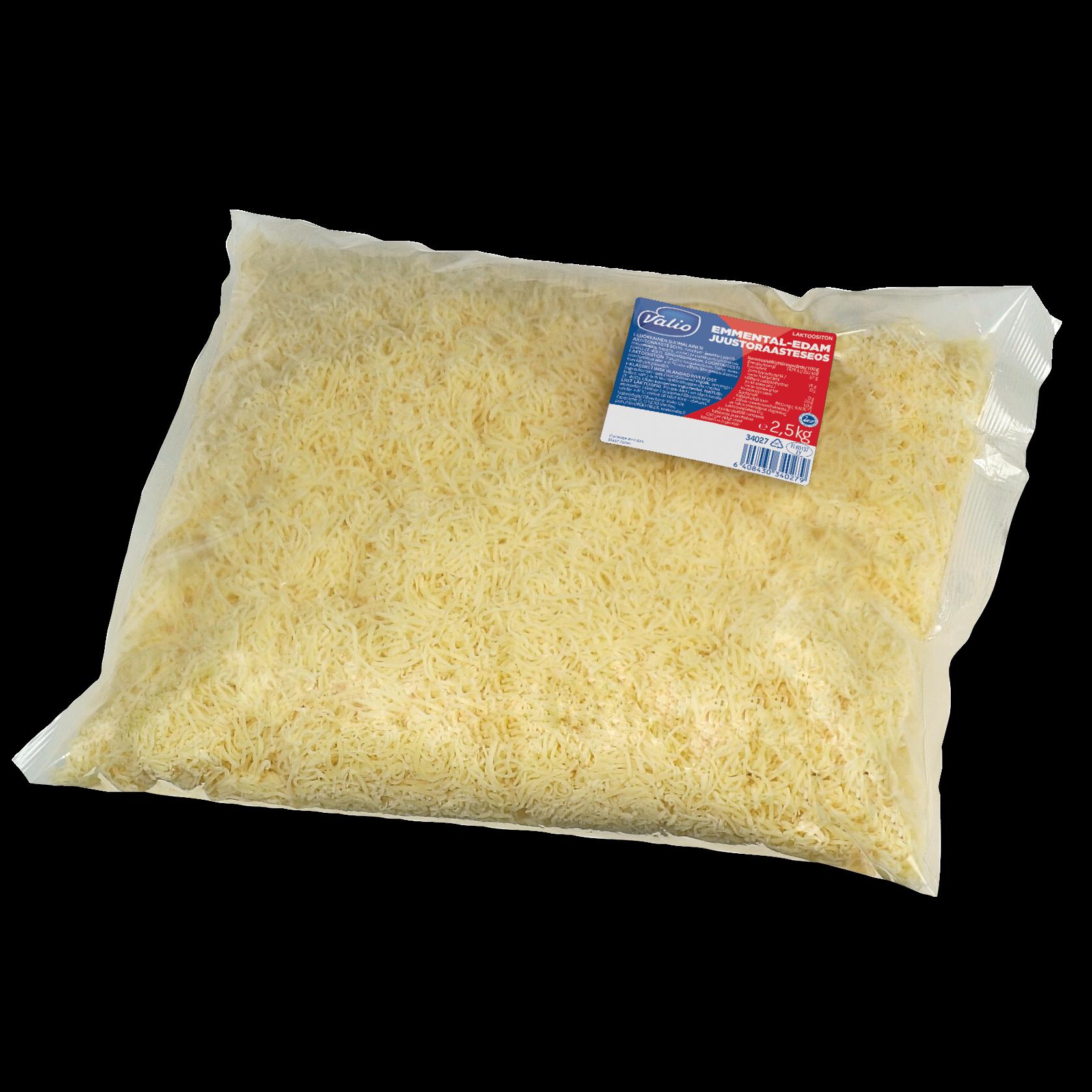 Valio Emmental-Edam juustoraasteseos