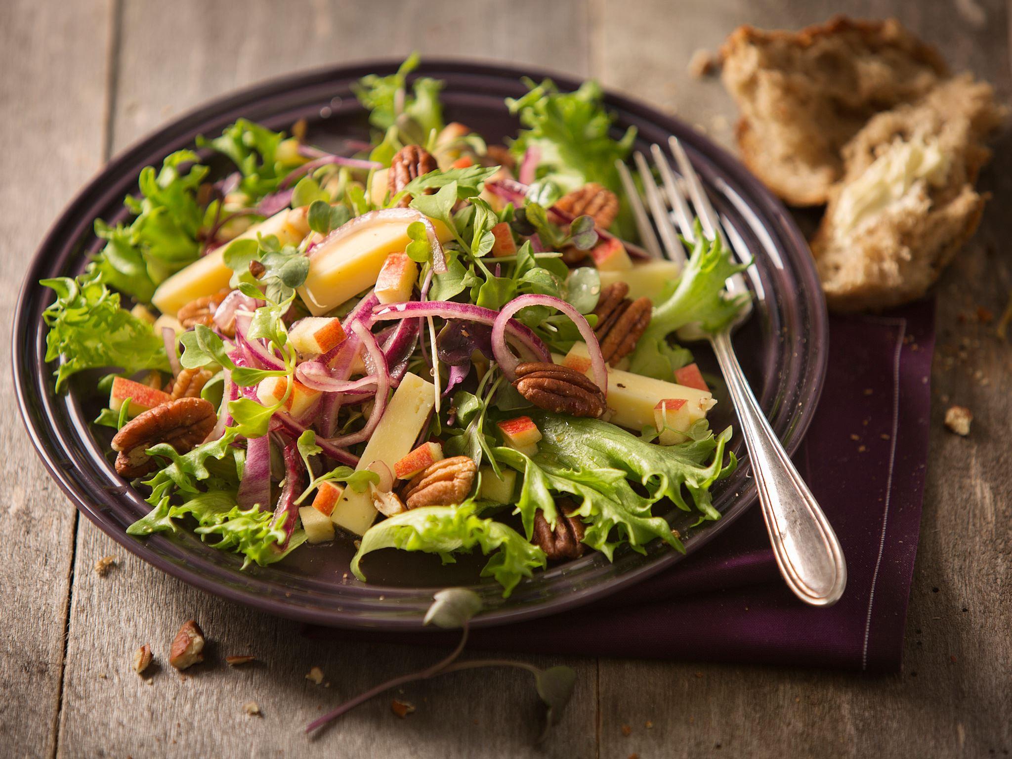 valio salaatti