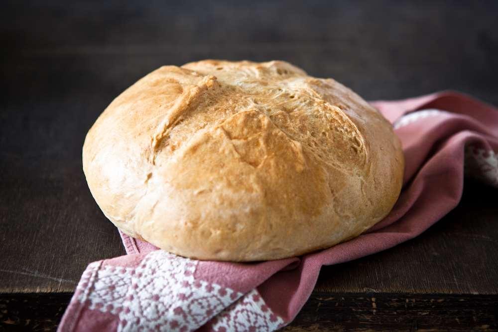 leipä resepti