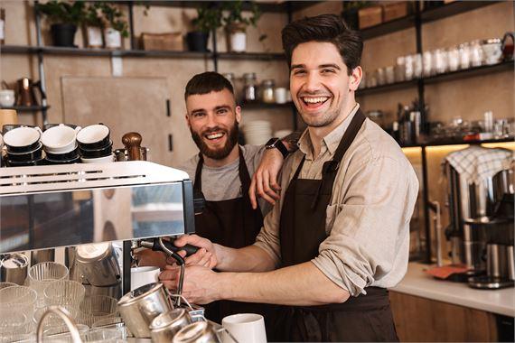 Kahvilayrittäjän minikurssi