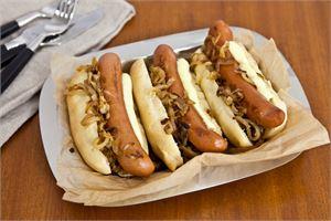 Liemessä Jennin hot dog