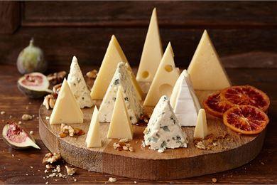 Juhlavat juustohetket