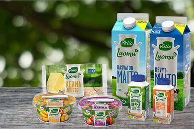 Valio Luomu™ tuotteissa on monta hyvää yhdessä