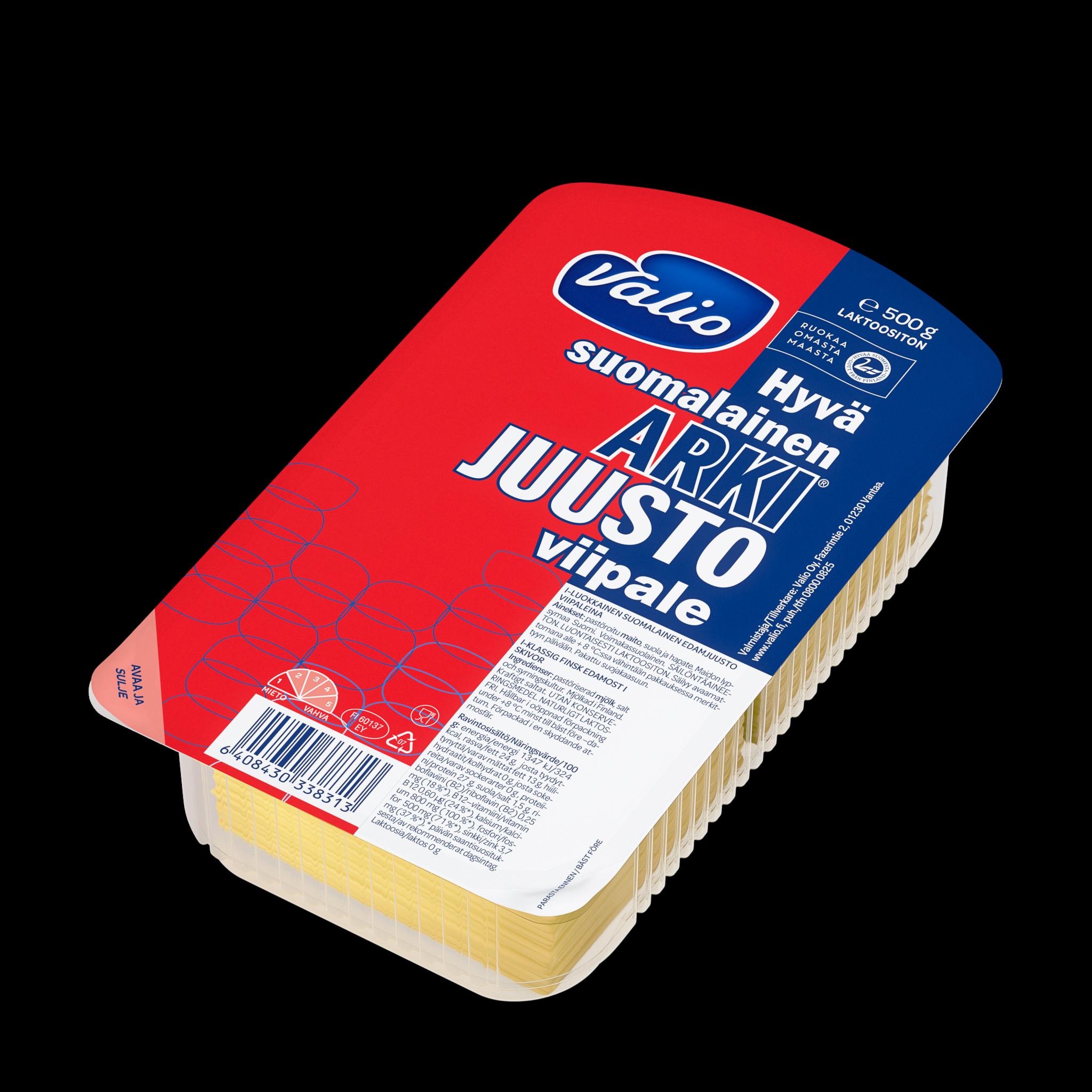Valio Hyvä suomalainen Arki® juustoviipale