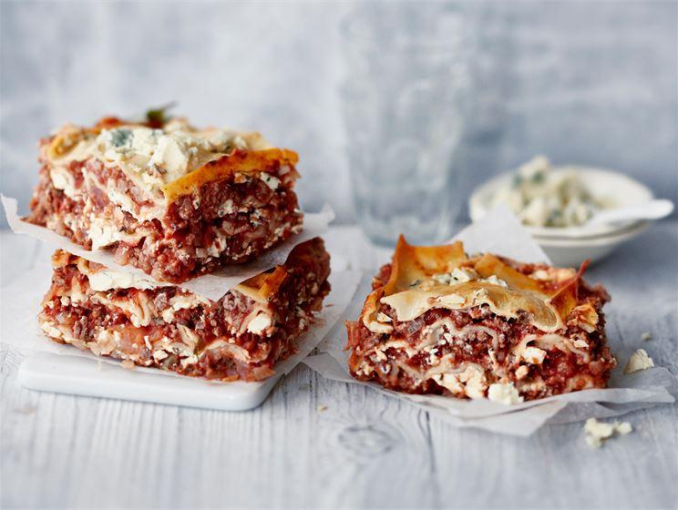 AURA lasagne