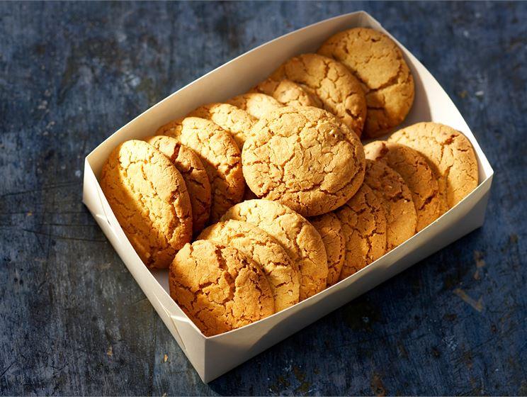 Hasselpähkinäcookies