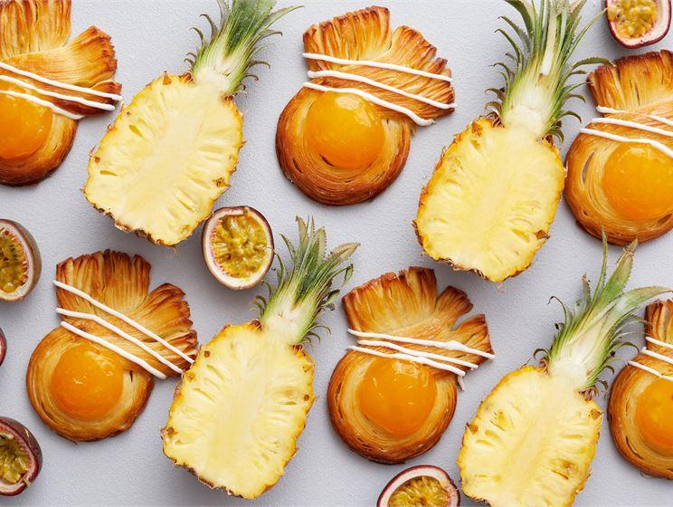 Ananas-passionwiener
