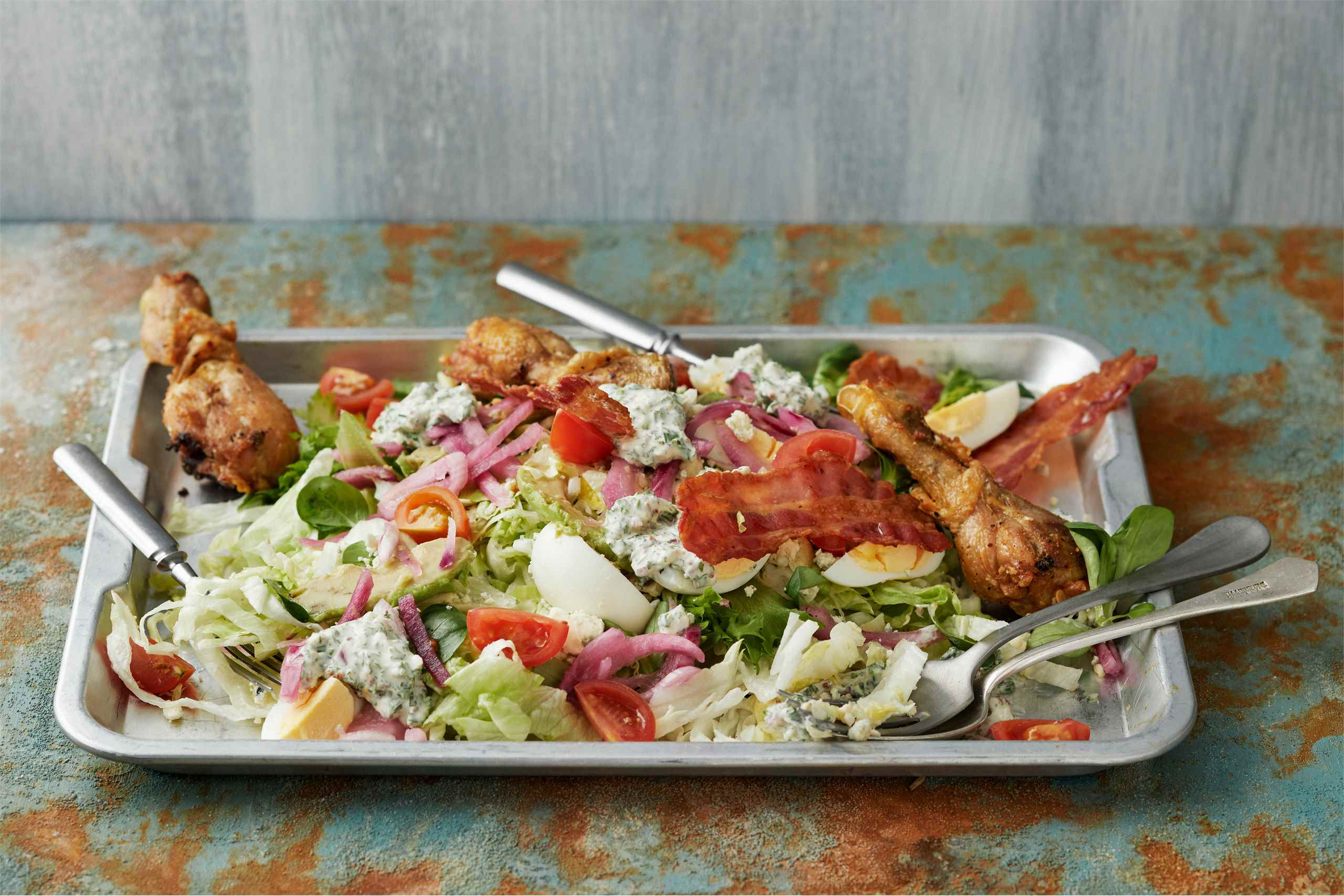 The Cobb-salaatti