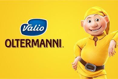 Oikea Valio Oltermanni® – koko perheen suosikkijuusto