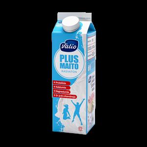 Valio Plus™ maito rasvaton