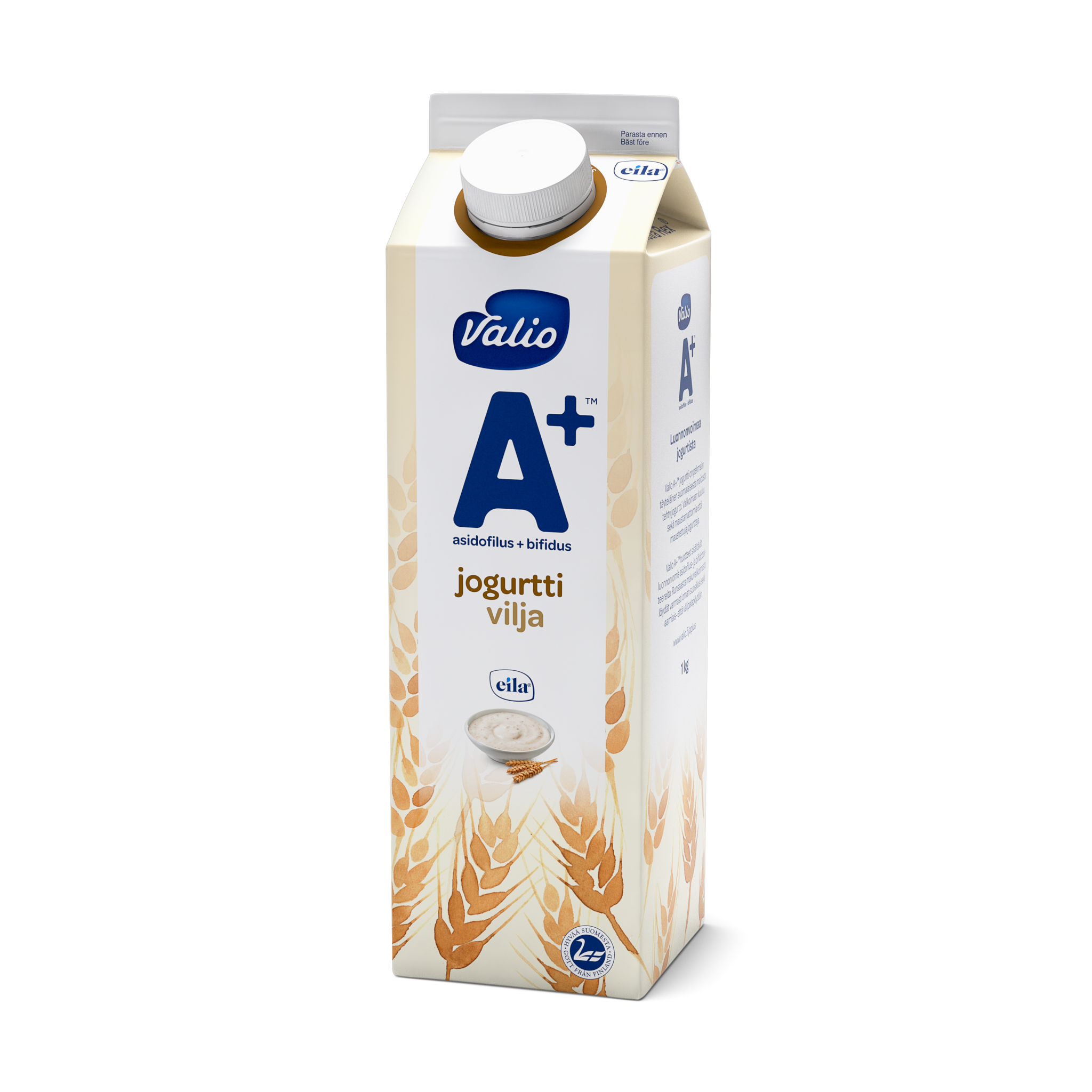 Valio A+™ jogurtti vilja laktoositon®