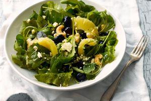 Hedelmäinen AURA salaatti