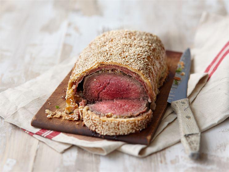 Beef Wellington eli Wellingtonin pihvi