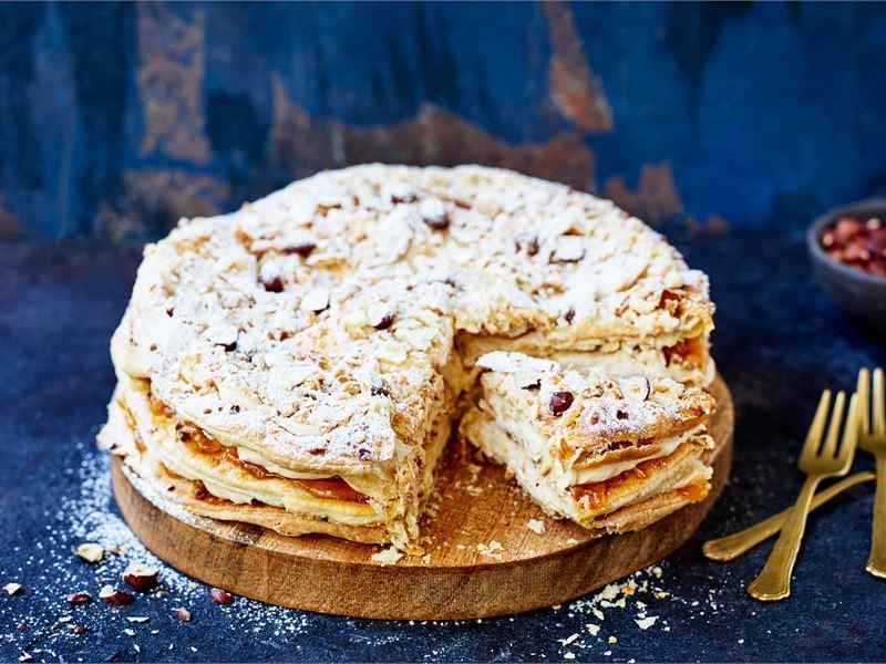 Pyhäinpäivän kakku