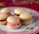 Macaron-pikkuleivokset