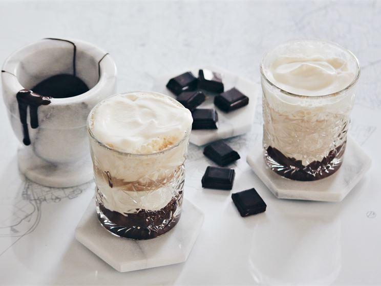 Marin cafè mocha