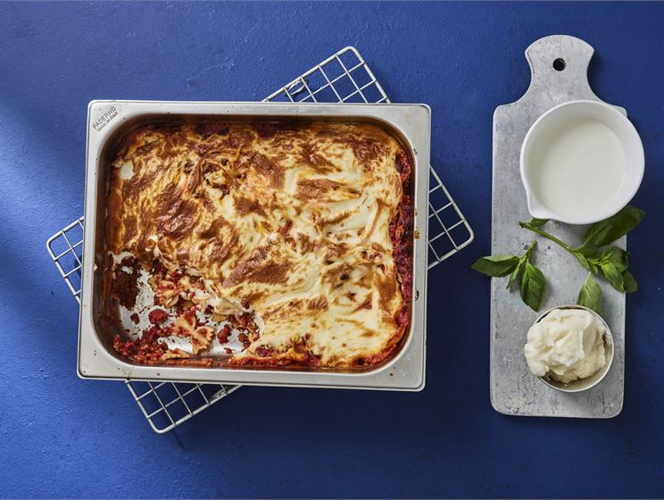 Mifu-lasagnette