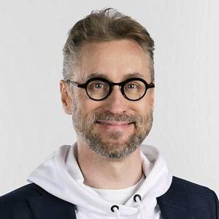 Juhana Pilkama on viihtynyt Valiolla jo yli 20 vuotta.