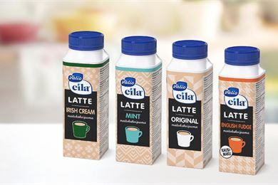 Valio Eila® Latte – kahvikansan uusi suosikki