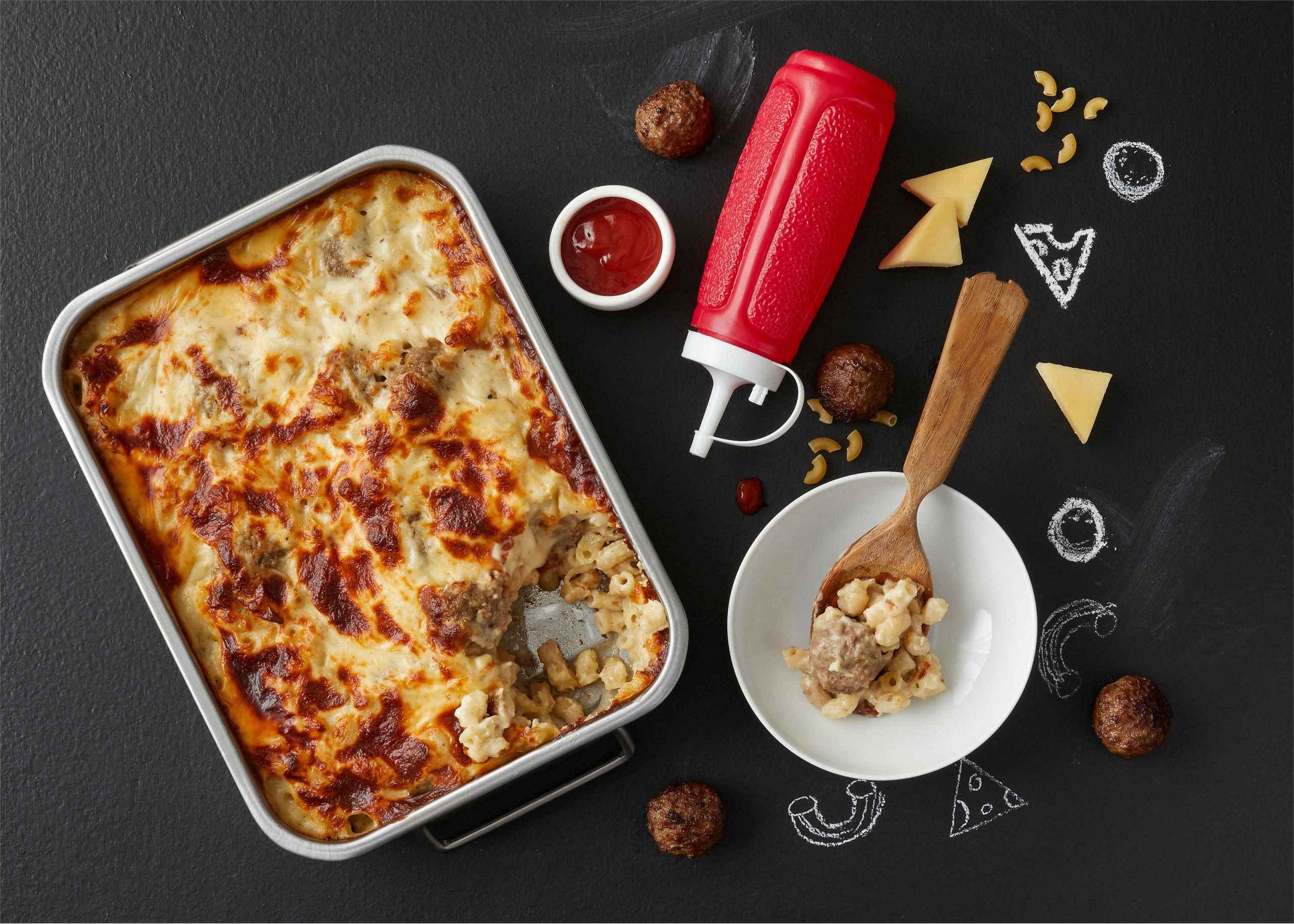 Lihapulla Mac & Cheese