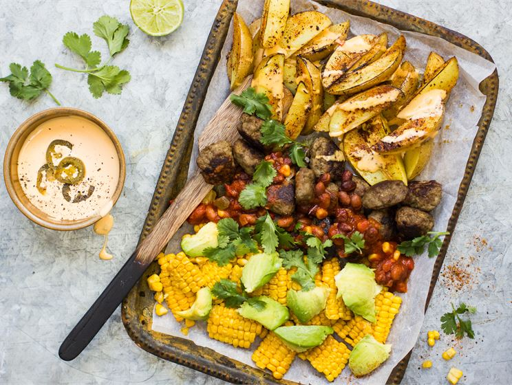 Meksikolainen lihapullapelti
