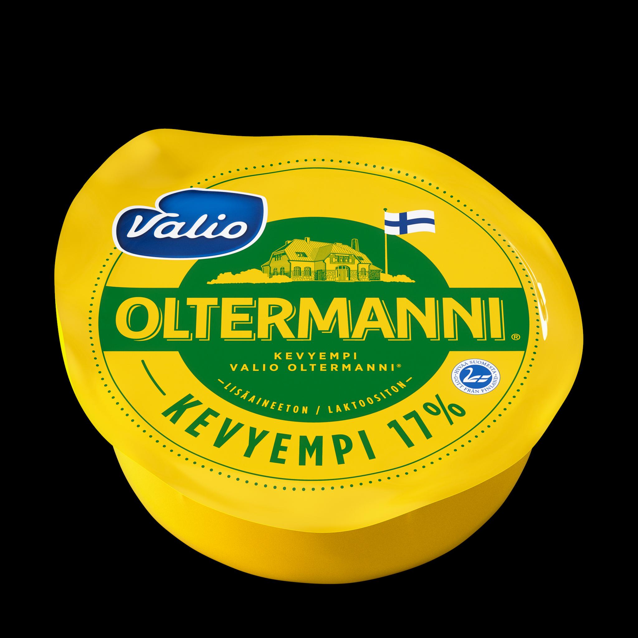 Valio Oltermanni® 17 % kermajuusto