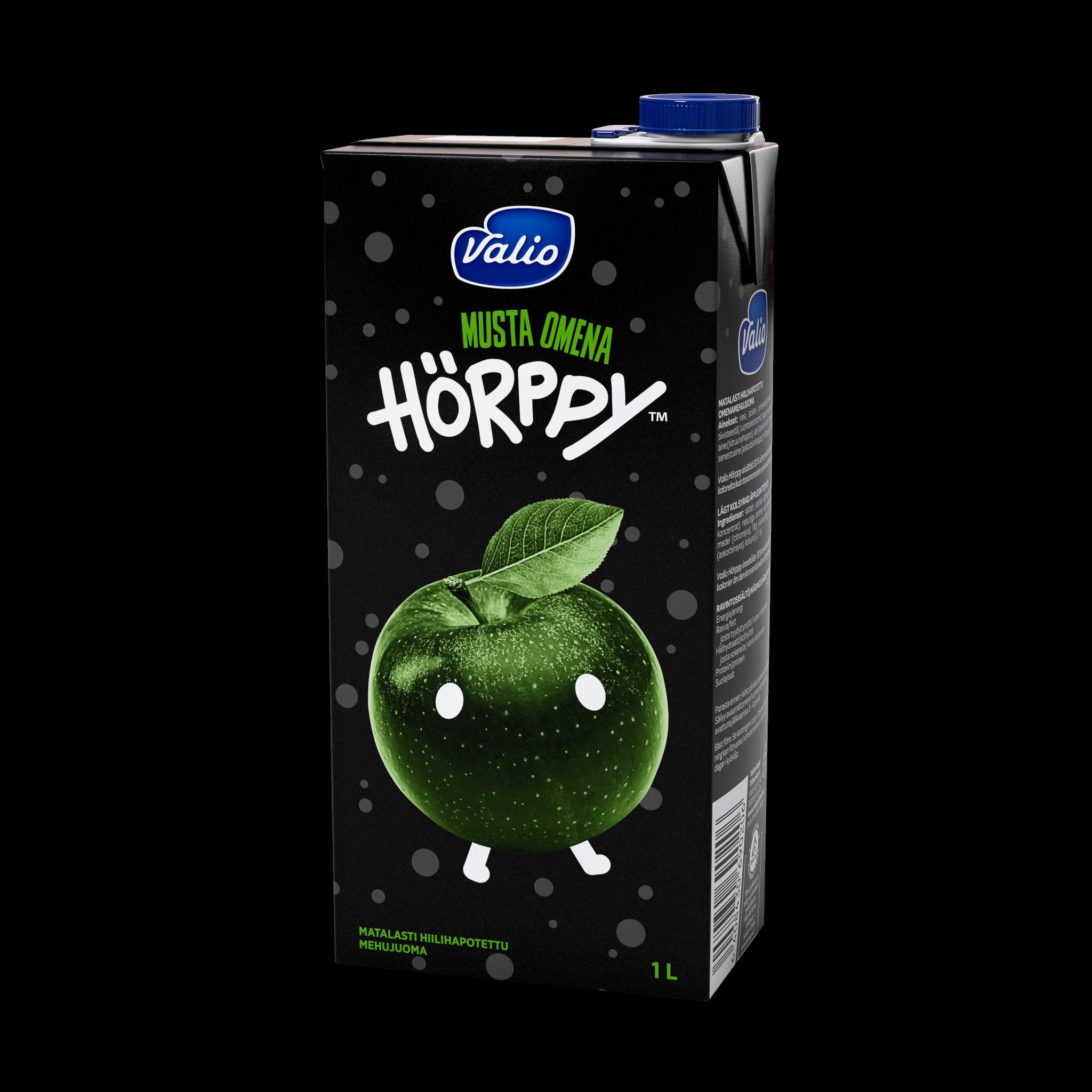 Valio HÖRPPY™ musta omena