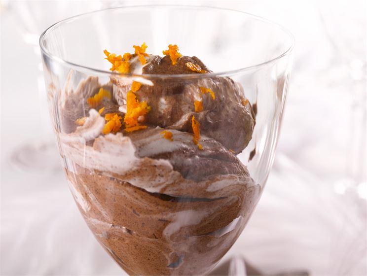 Suklaa-mämmimousse