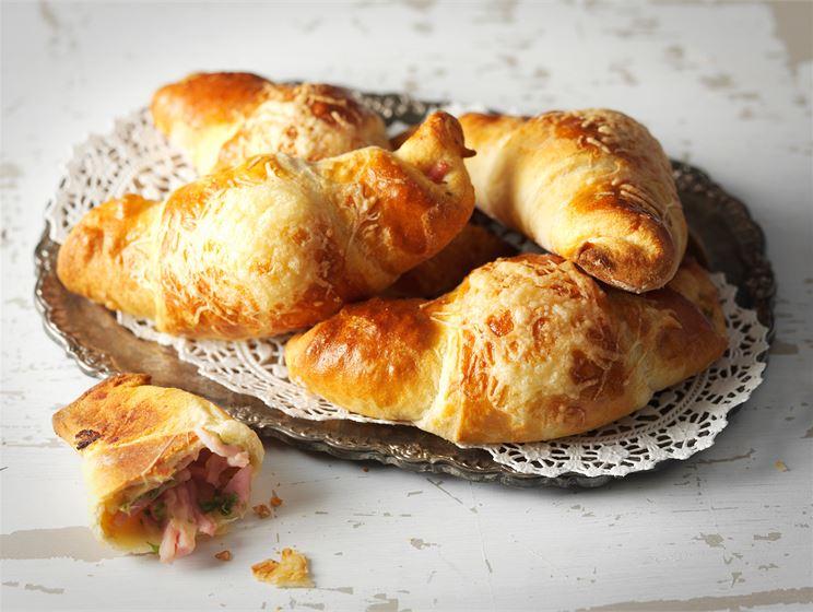 Tuunatut croissantit