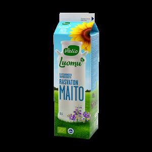 Valio Luomu™ D-vitaminoitu rasvaton maito