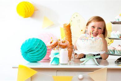 Lastenjuhlat – hauskaa yhdessäoloa ja herkuttelua