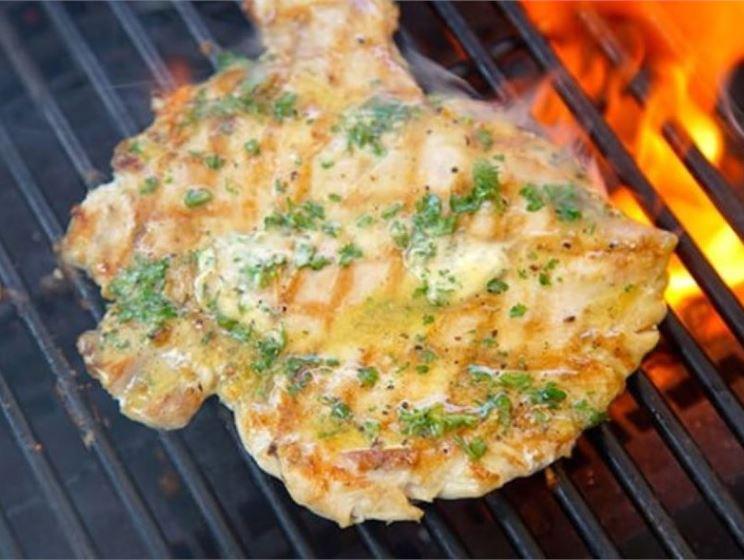 Herbed Butter Chicken