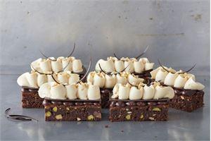 Suklaa-kinuskileivos