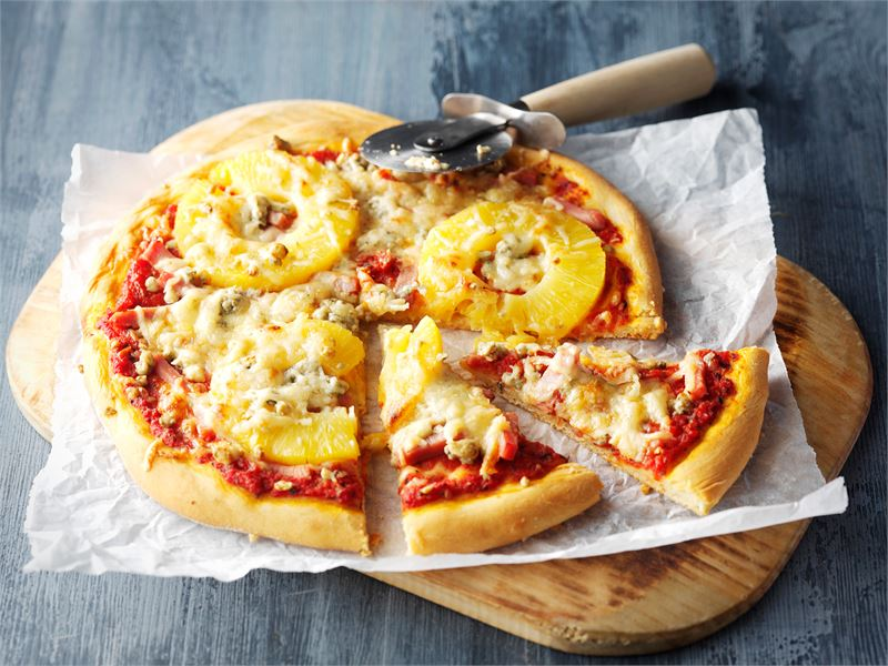 Ananaspizza