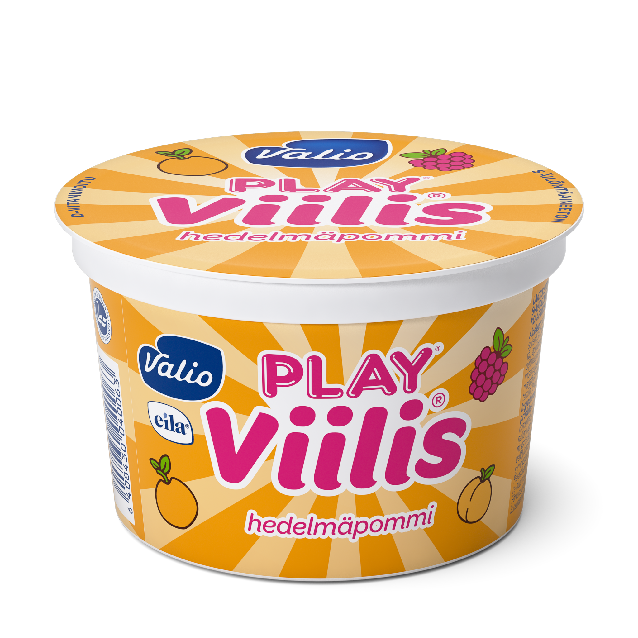 Valio Play® viilis® hedelmäpommi laktoositon