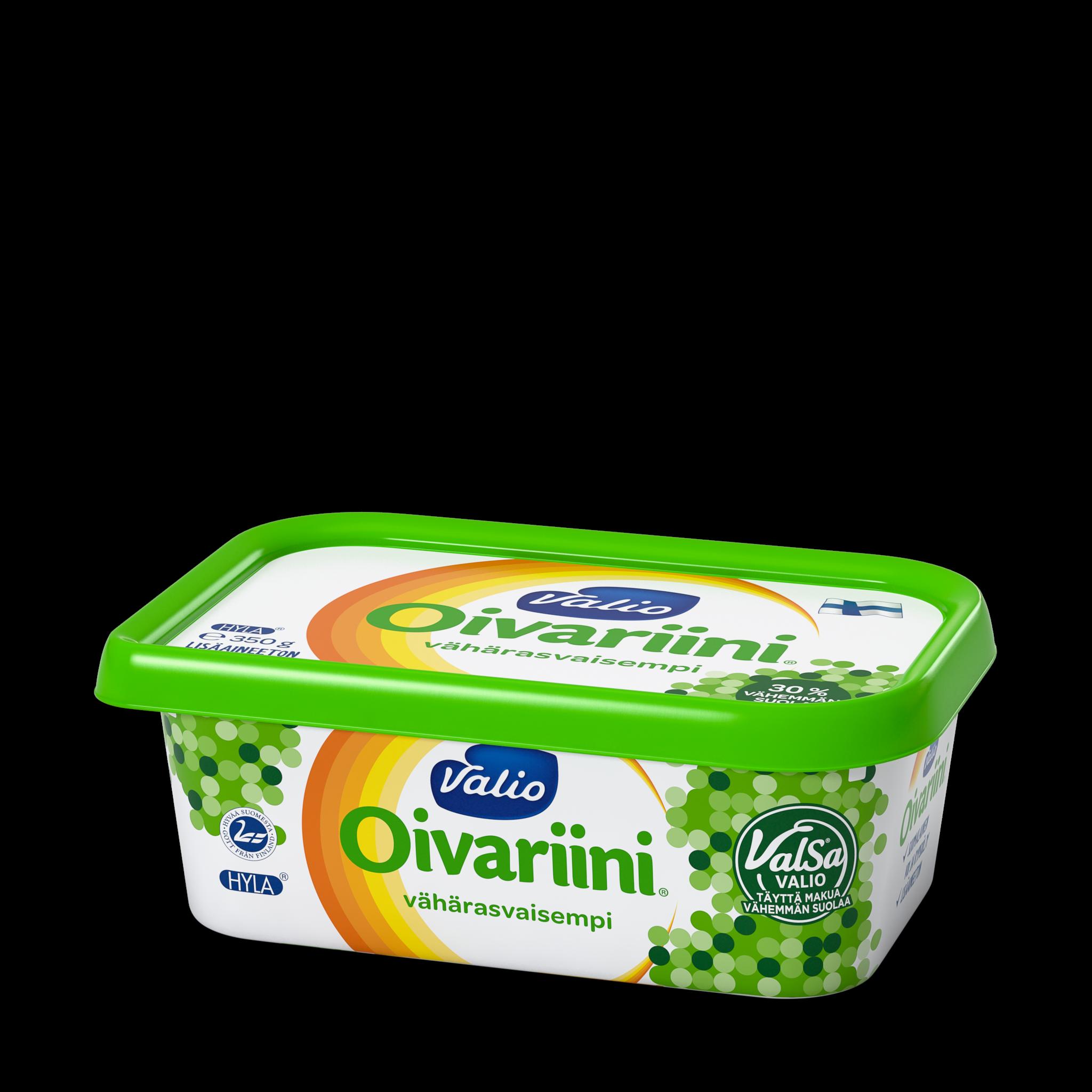 Valio Oivariini® vähärasvaisempi ValSa® HYLA®