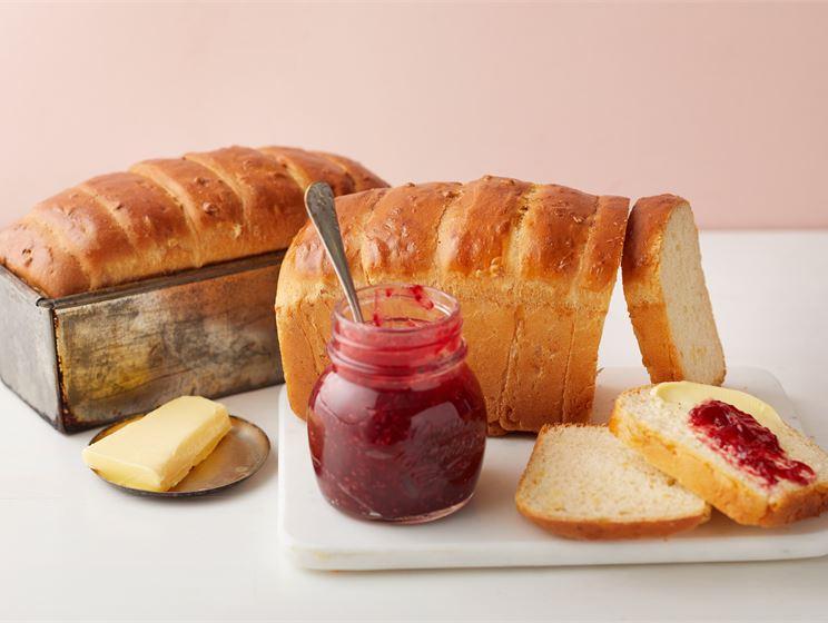 Brioche-leipä