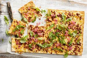 Mifu pizza Bianco