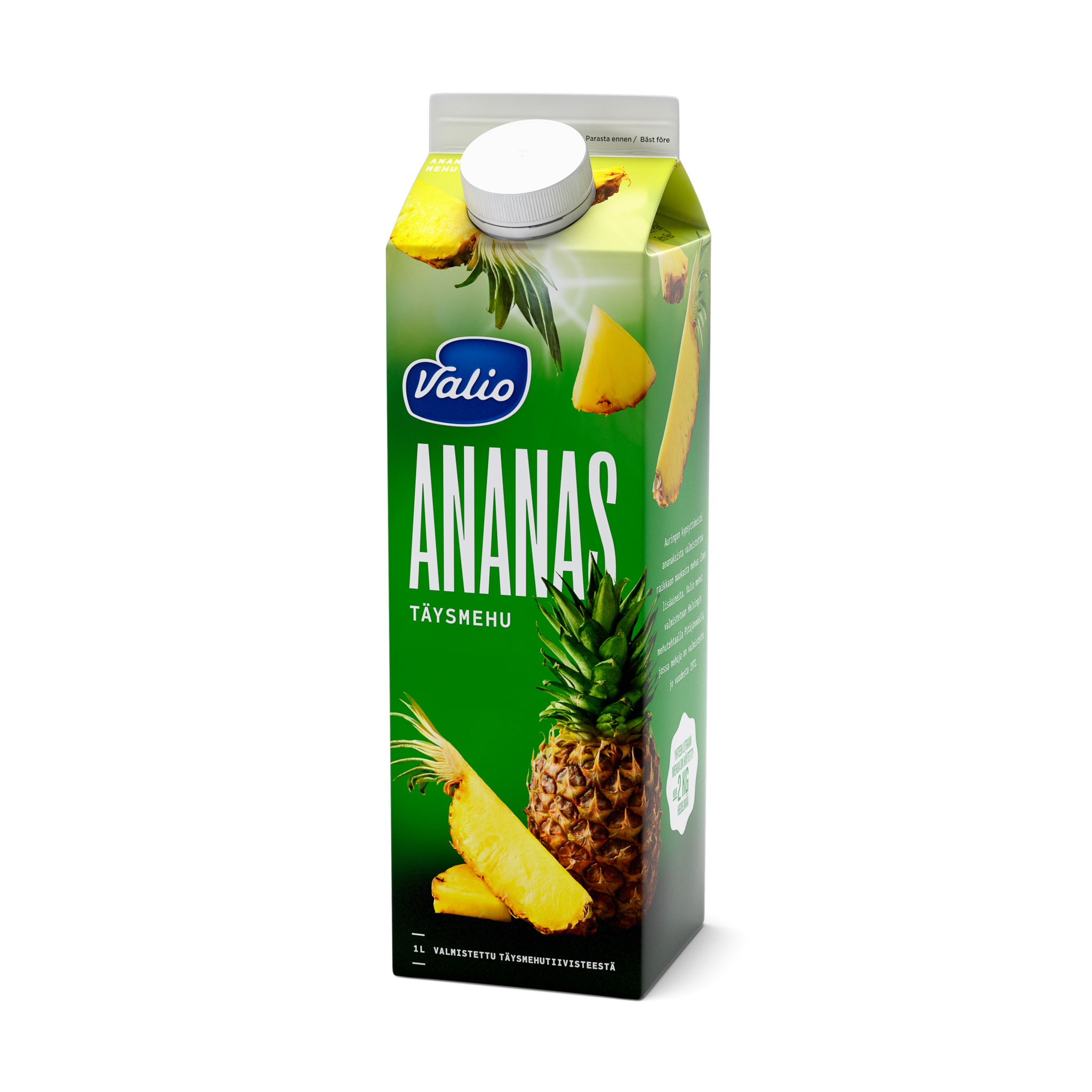 Valio ananastäysmehu