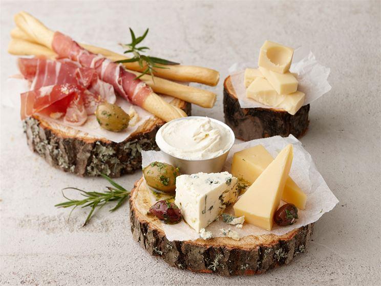 Ideoita juustotarjoiluun