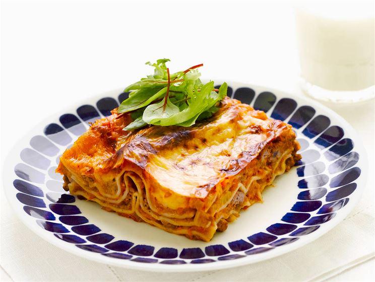Lasagne à la Mustapekka