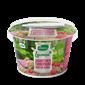 Valio Luomu™ jogurttinen tuorepuuro vadelma-kaura laktoositon